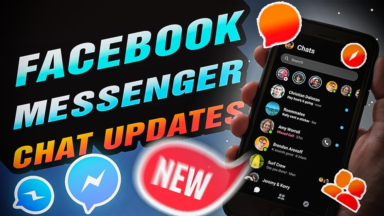 The New Messenger 4 Chat Update - Cereal Entrepreneur