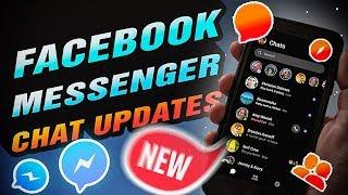 NEW FACEBOOK MESSENGER PLATFORM   MESSENGER 4 CHAT UPDATE