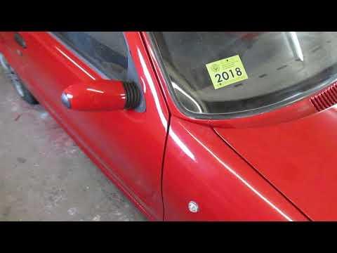 закончил ремонт FIAT Seicento.