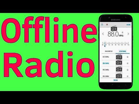 Offline Radio On Android 2020 Method