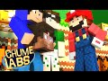 Minecraft: SUPER MARIO?! (Chume Labs 2 #6)
