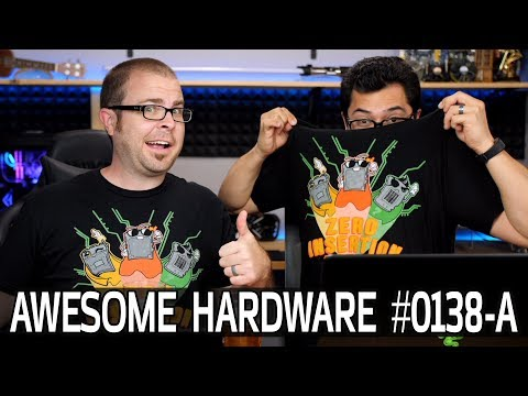 Awesome Hardware #0138-A: WTF is going on with Cryptomining?