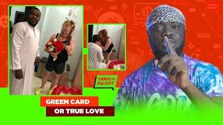 Green Card Or True Love + Ghana's Debt