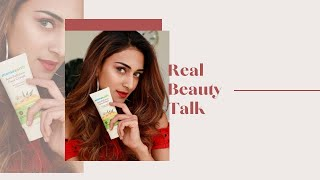 The real beauty talk | Anti pollution face cream | Erica Fernandes