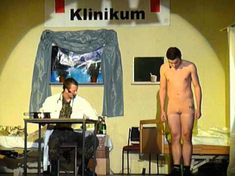 Bei der musterung nackt Schuluntersuchung und