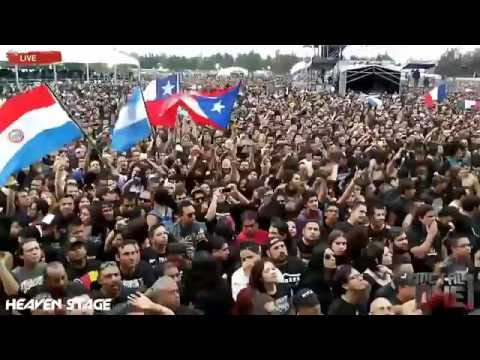 Amon Amarth Runes to My Memory (Mejor Audio) Hell and Heaven México 2016 mp3