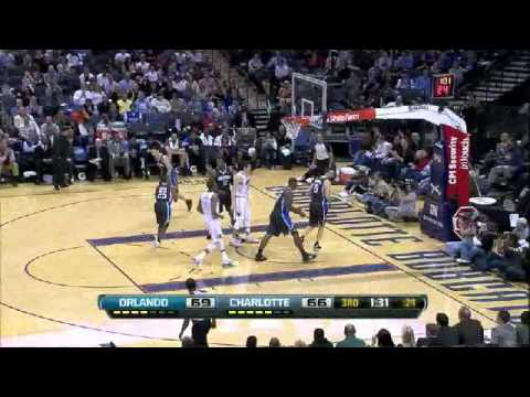 Bobcats Amazing Comeback vs. Magic (2012)