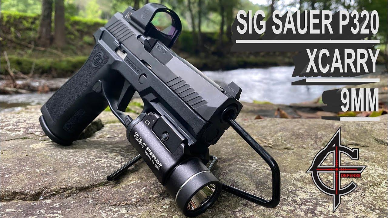 Sig Sauer P320 RXP Compact