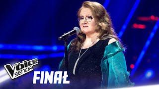 """Bogumiła Kucharczyk-Włodarek - """"Jaka róża, taki cierń"""" - Finał - The Voice Senior 1"""