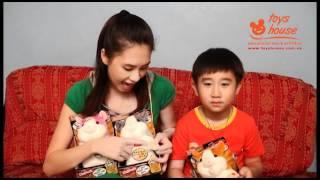 RuNhau.vn - Chatimals, chú chuột Hamster biết nói đầu tiên trên thế giới