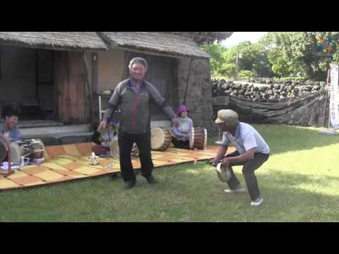 [Jeju-do] Korean Traditional Music Jam (풍물놀이 잼)