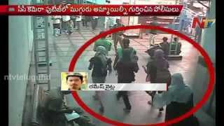 Three Girls Disappear in Guntur Caught in CCTV footage at Secunderabad Station