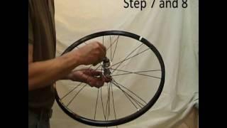 Wheelbuilding : Lacing A Cycle Wheel