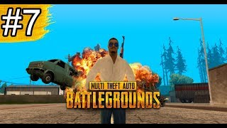 MTA Battleground Funny Moment #7 - Khoa The Best Driver