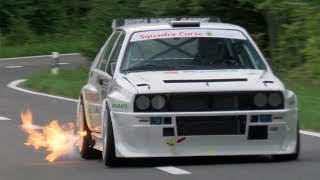 MAXIMUM ATTACK at Swiss Hillclimb Bergrennen am Gurnigel 2017