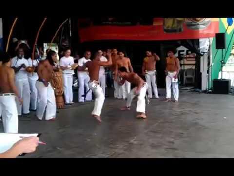 Rei da Capoeira de Coburg (2.Parte do concurso: