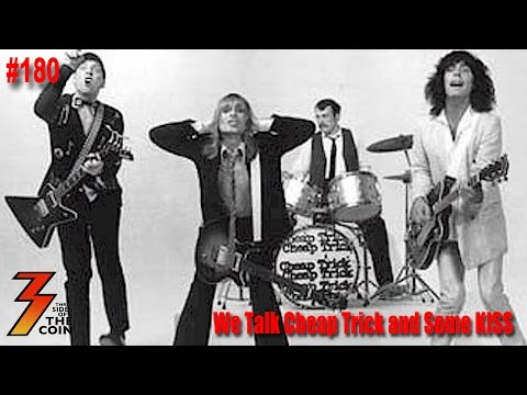 Ep. 180 We Talk Cheap Trick and Some KISS