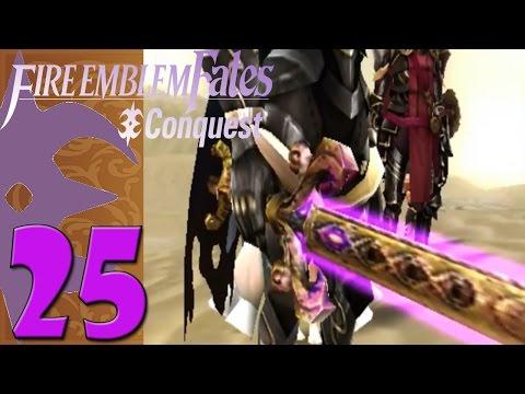 """fire-emblem-fates-conquista ragna-español parte-25-""""vientos-de-cambio....-literalmente"""""""