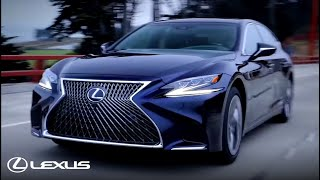 Lane Changing Assist and Lane Tracing Assist - Lexus Safety System+