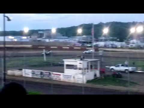 Peoria Speedway 8/6/2018 SBLM Feature