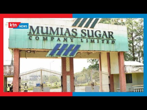 Leasing process to be taken to salvage the troubled Mumias Sugar company