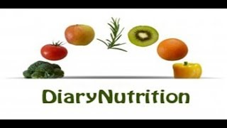 Diary of Nutrition