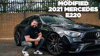 Lenny's 2021 Mercedes E-Class... | MODIFIED!