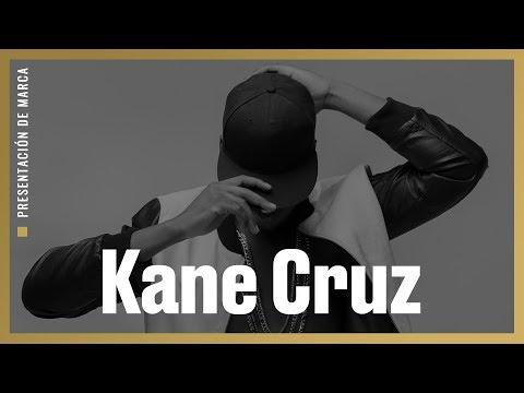 🖥 PRESENTACIÓN de logo KANE CRUZ, marca urbana de ropa y calcetines / M