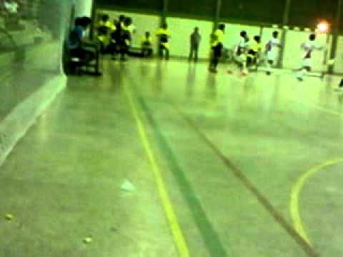 Balbinos Futsal Jogo Pirajui