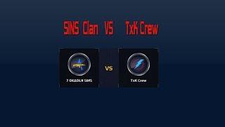 Modern Combat 5 Blackout SB SINS vs TxK