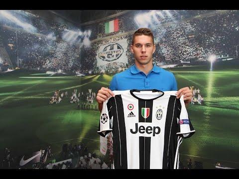 Marko Pjaca's first Juventus interview - Le prime parole di Marko in bianconero
