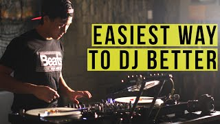 1 TIP TO DJ BETTER INSTANTLY