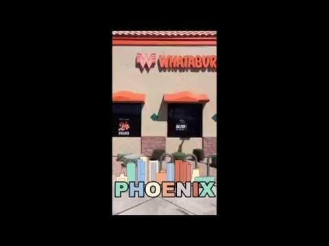 Phoenix Life Snapchat Story in Arizona California USA