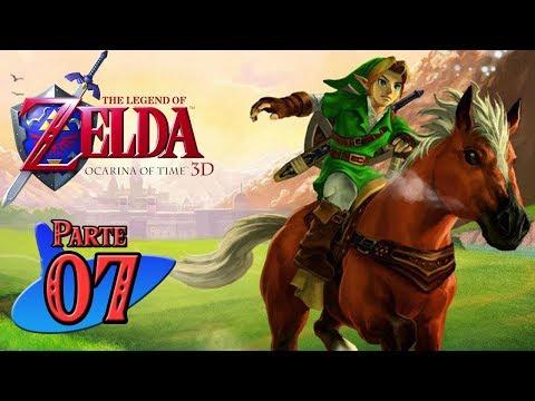 Zelda Ocarina of Time 3D Guía 100% (HD) #7 Templo de las Sombras