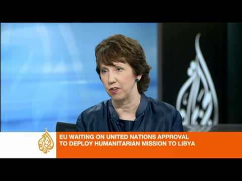Potential EU military role in Libya
