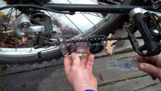 SunLite Bike Chain Cleaner Scrubber & Degreaser Tool