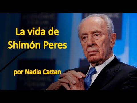 """Adiós Shimón Peres"" Documental de Nadia Cattan"