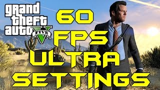 GTA 5 PC 60FPS ULTRA GRAPHICS INTRO (PC Max Settings Gameplay)