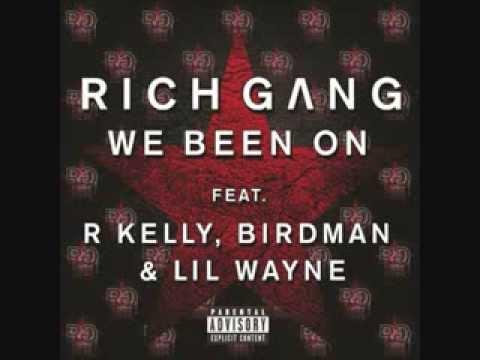 Rich Gang Lil Wayne Ft R Kelly We Been On Instrumental