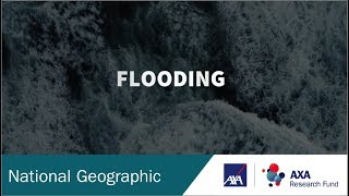 Resilient Cities | Flooding: Exploring Early Warning Systems | Ep#2 | AXA Research Fund