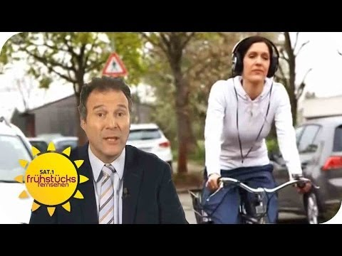 Alexander Hold: Musik im Straßenverkehr | SAT.1 Frühstücksfernsehen