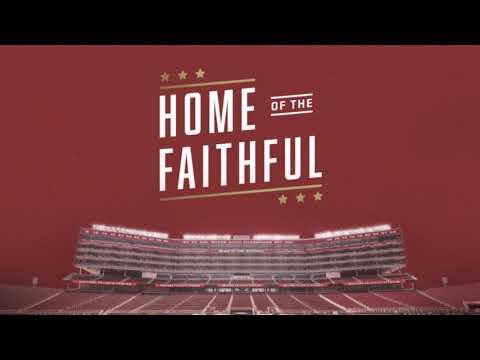 image for New 49er Faithful Theme Song