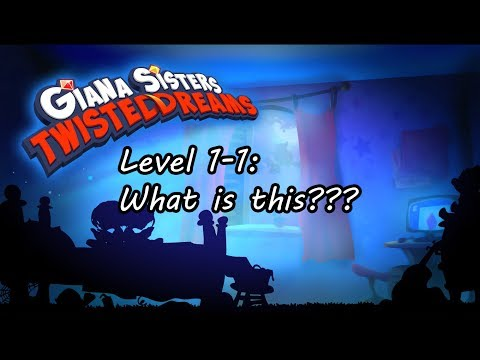 Tenpin Plays Giana Sisters Twisted Dreams Level 1-1 |