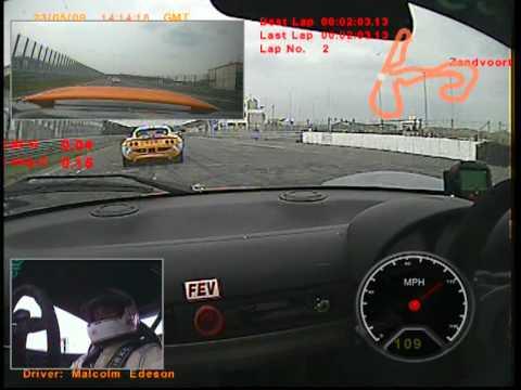 Onboard Elise - Lotus Cup Europe @ Zandvoort ( Race 1, Part 1) VIDEO4