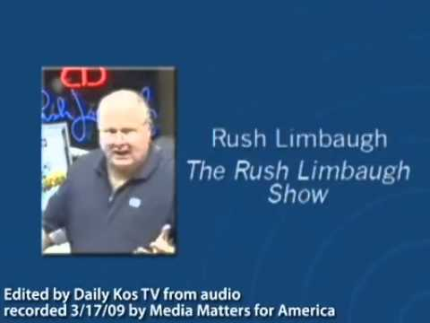 Rush Limbaugh Protector of the Poor-rich