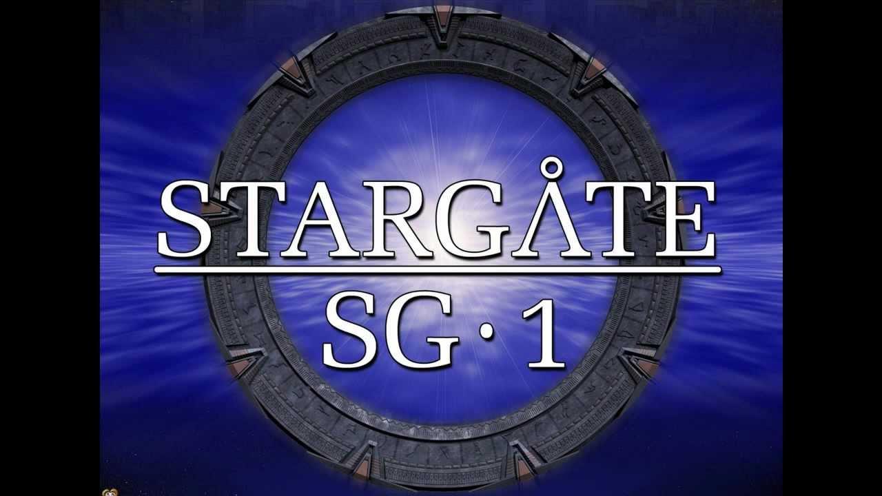 Stargate Sg 1 Theme Song Hd Youtube