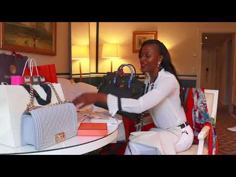 How I got my first Hermes Birkin in Paris and  Unboxing