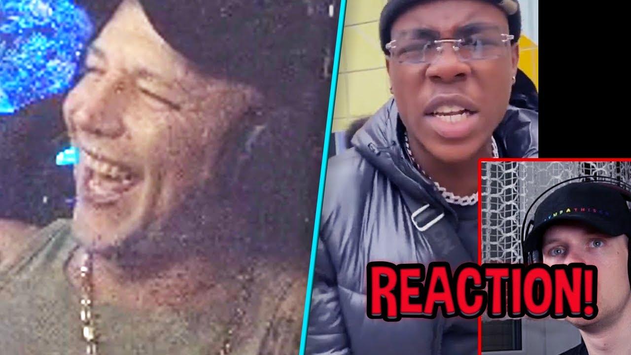 "Reaktion auf ""BOOM BA YEAH INSTAGRAM RAPPER 🎤"" 😂 MontanaBlack Reaktion"