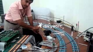 Rail Signalling Working Model - VI