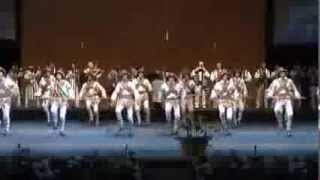 Румынский  танец / The best folk dancers in Romania Calusari